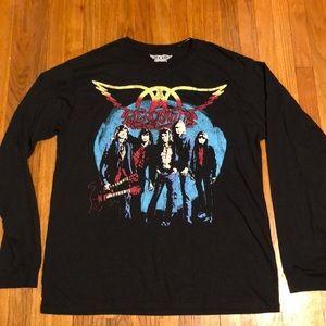 Other - Aerosmith long sleeve shirt